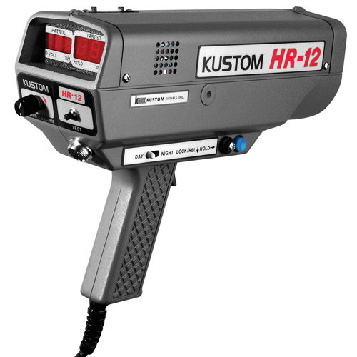 Kustom HR-12 – Moving/Stationary – PB Electronics