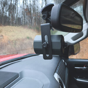 Suction Cup Antenna Bracket