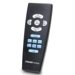 Stalker Dual and DSR Remotes